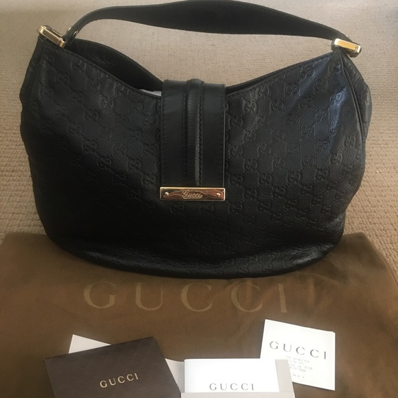 da6e043a7f83 Gucci Bags | Authentic Ssima Medium Hobo Bag | Poshmark
